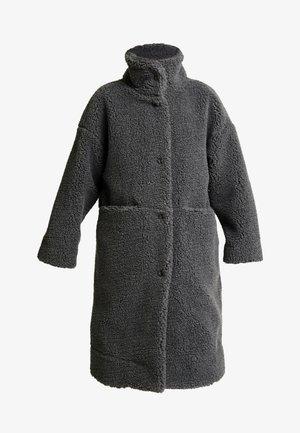 SASHI COAT - Kåpe / frakk - grey melange