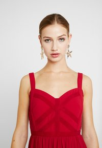 Little Mistress - MIDI - Vestito estivo - scarlet - 3