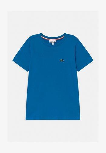 TEE  - T-shirts - ultramarine
