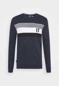 11 DEGREES - MERCURY - Sweatshirt - navy - 4