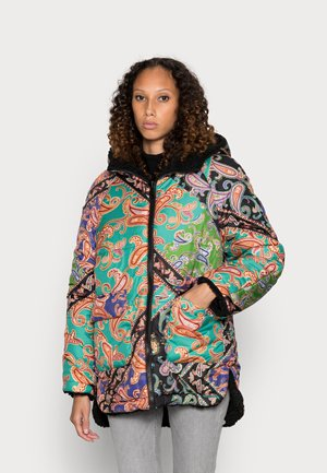 JASEUSE - Winter coat - noir