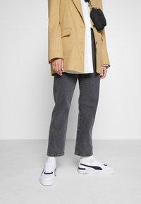Puma - CALI SPORT HERITAGE  - Sneakers laag - white/black - 0