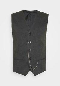 Jack & Jones PREMIUM - JPRBLAKIV FRANCE WAISTCOAT - Vest - dark grey - 3