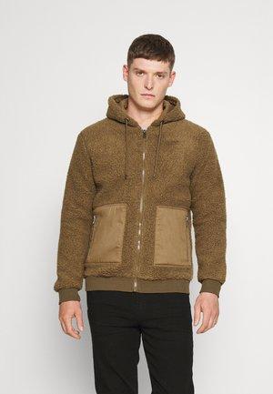 Fleece jacket - kangaroo
