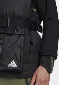 adidas Performance - URBAN COLD RDY OUTDOOR VEST - Waistcoat - schwarz - 8
