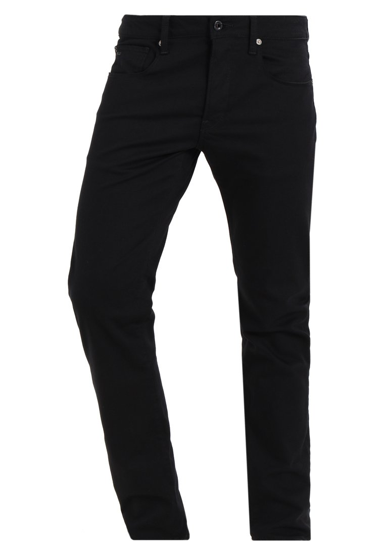 3301 SLIM Jeans slim fit ita black superstretch