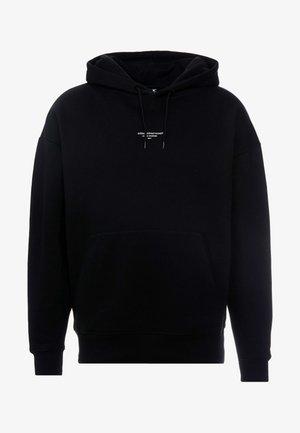 ESSENTIAL HOODIE - Hættetrøjer - black