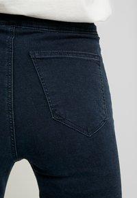 Topshop - JONI - Jeans Skinny Fit - blue/black - 4