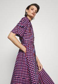 Diane von Furstenberg - REBECCA DRESS - Shirt dress - multi coloured - 4