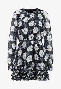 Stevie May - NIGHT TRAIN MINI DRESS - Denní šaty - dark blue - 6