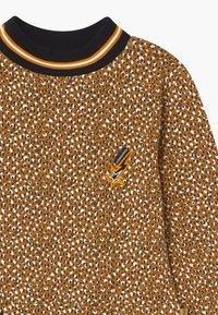 Vingino - PEPPER - Jersey dress - caramel brown - 2