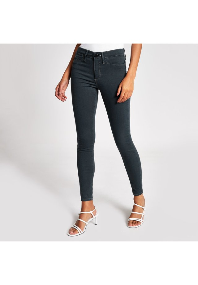 MOLLY - Jeans Skinny Fit - grey