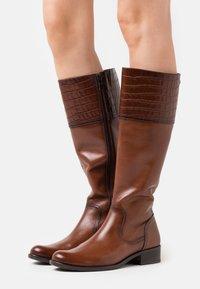 Caprice - Boots - cognac - 0
