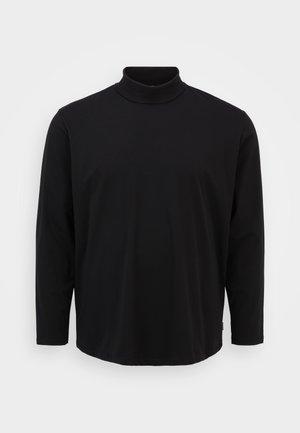 JPRBLASTRETCH ROLL NECK TEE  - Long sleeved top - black