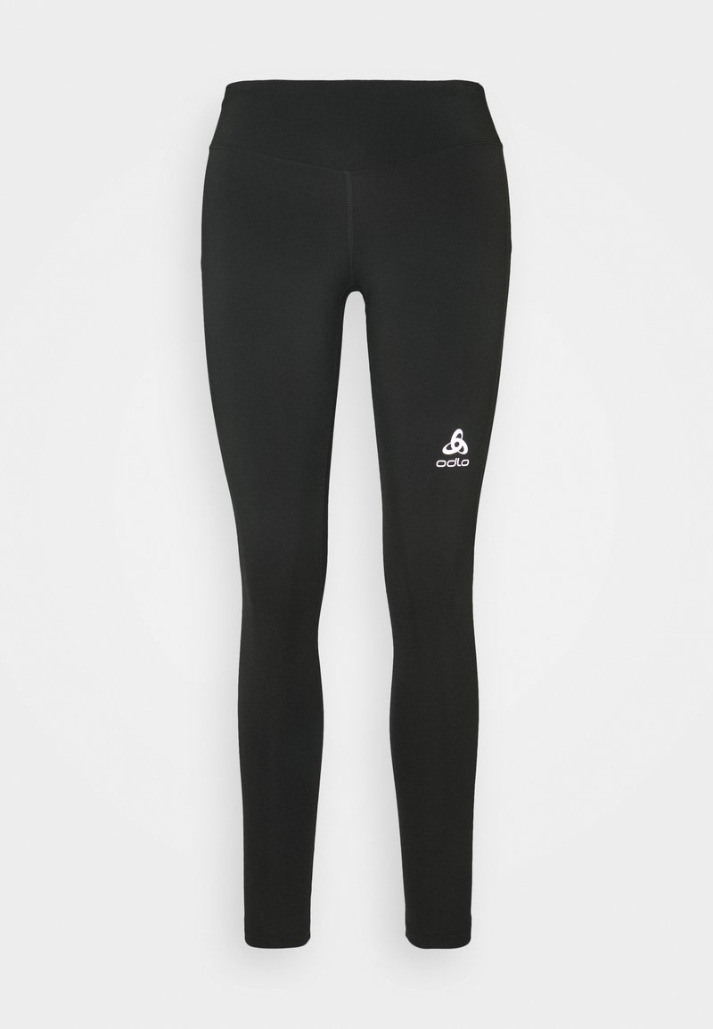 ODLO - ELEMENT WARM - Leggings - black