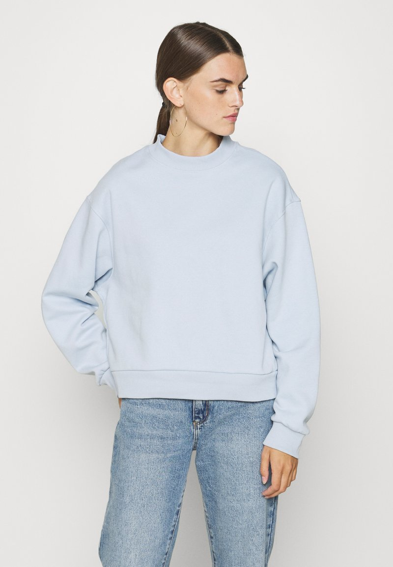 Weekday - AMAZE  - Sweatshirt - light blue