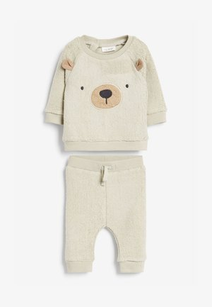 Tracksuit - brown