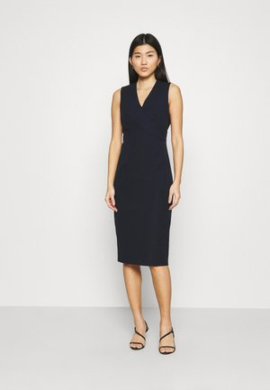 ELENIII - Robe fourreau - navy