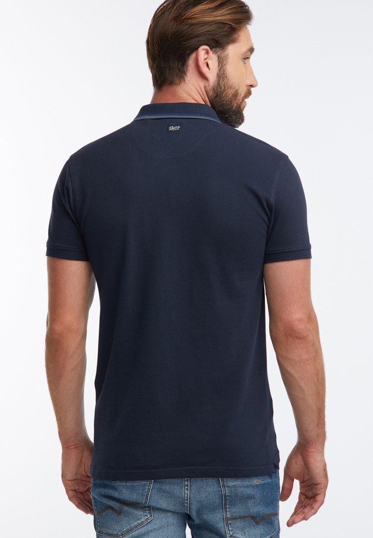 Petrol Industries Polo shirt - deep navy A8V3r