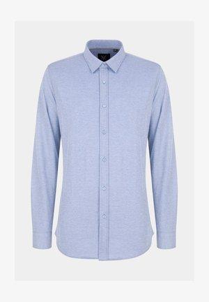 Koszula biznesowa - niebieski