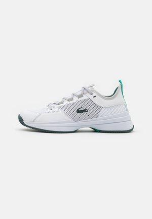 AG-LT 21 - Scarpe da tennis per tutte le superfici - white/green