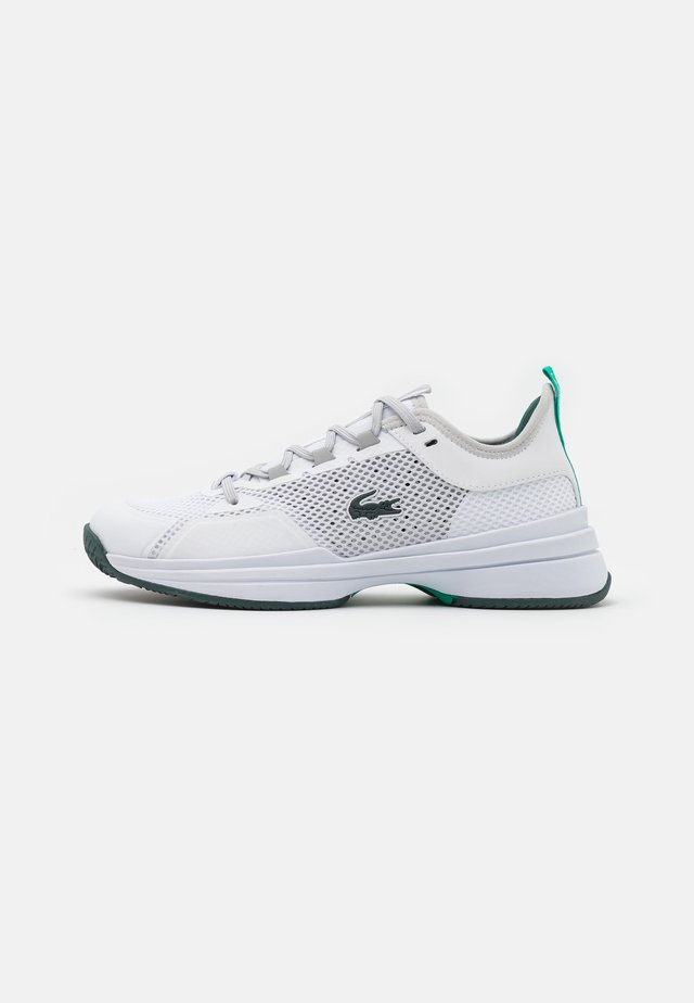 AG-LT 21 - Multicourt tennis shoes - white/green