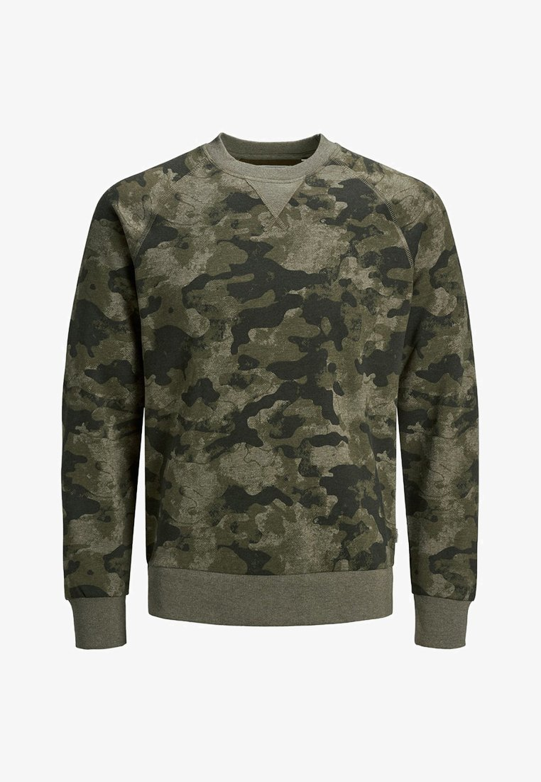 Produkt Sweatshirt - light grey melange/hellgrau 50q170