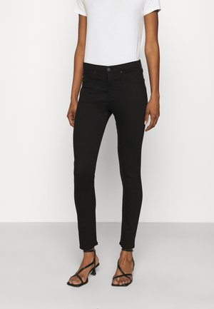 FARRAH SEAMLESS - Jeans Skinny Fit - black