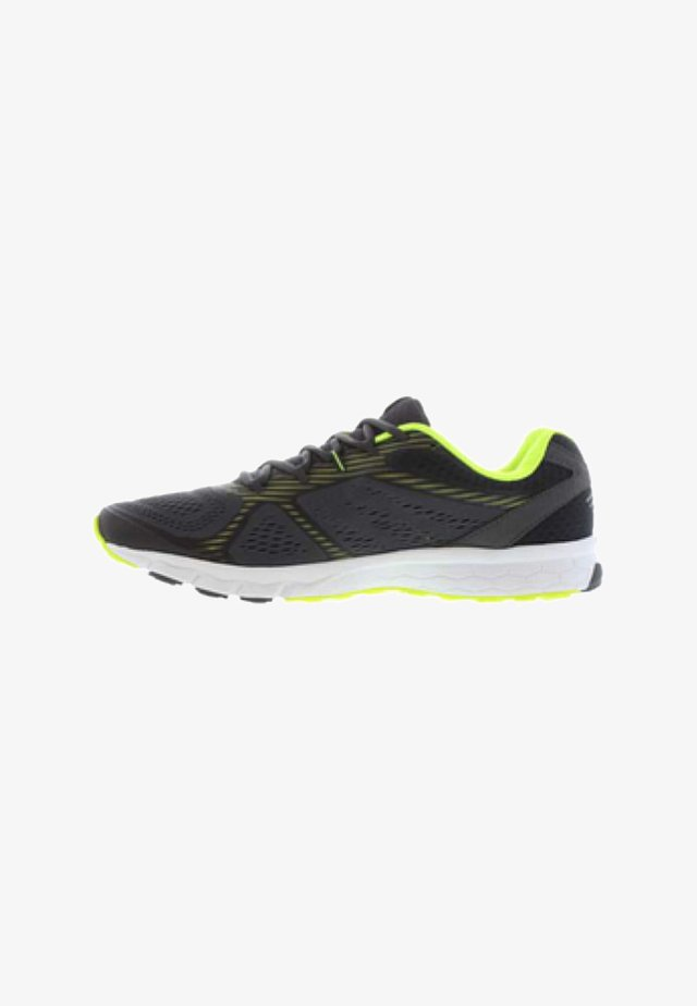 Trainers - gray/lime