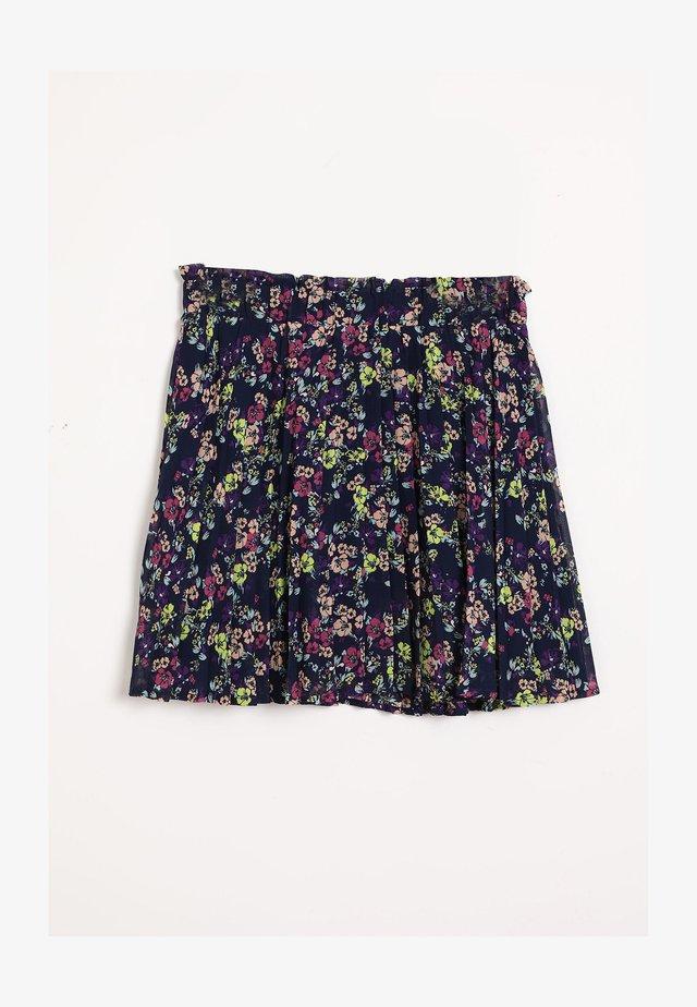 Áčková sukně - schwarz