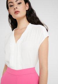 Bruuns Bazaar - LILLI DAGMAR - Blouse - white - 5