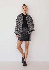 Mango - Summer jacket - zwart - 1