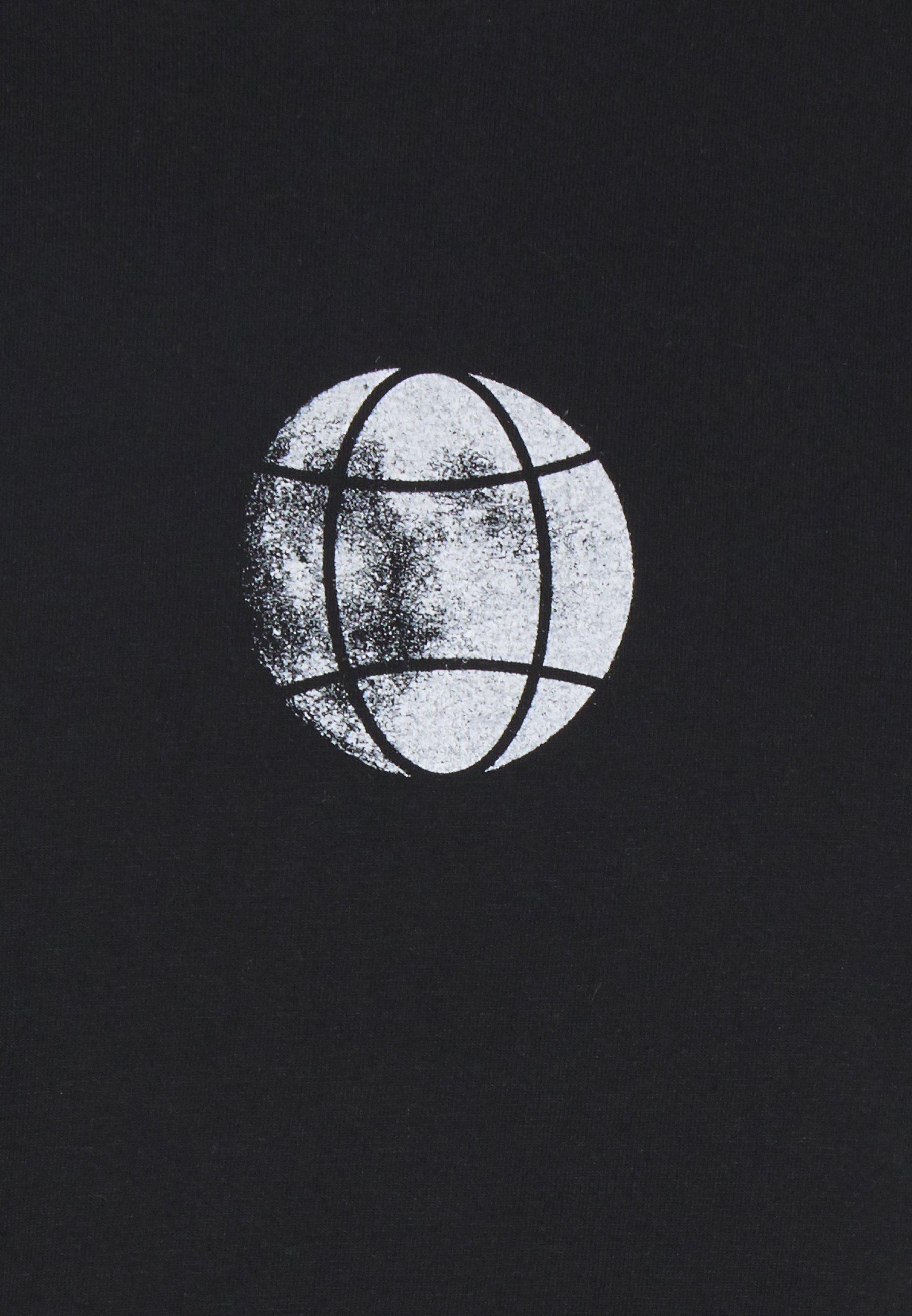 RETHINK Status Print T-shirt - black xg5DS