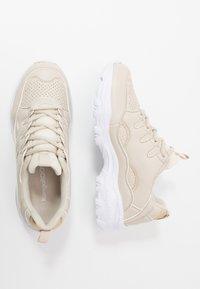 KangaROOS - KW-BIRDY - Trainers - beige/gold - 3