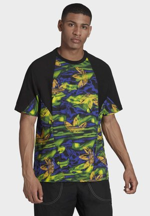BIG TREFOIL - Print T-shirt - multicolour