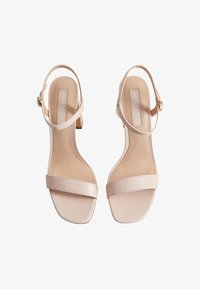 Mango - AIR - High heeled sandals - nude - 1