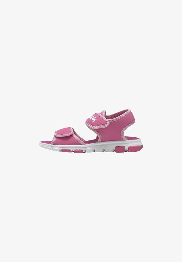 Sandali da trekking - pink