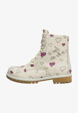 LOVE IS IN THE AIR - Korte laarzen - multicolor