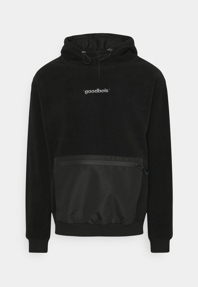 CLOUD HOODY - Sweat à capuche - black