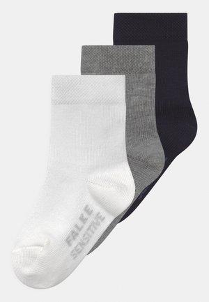 3 PACK UNISEX - Ponožky - multi-coloured