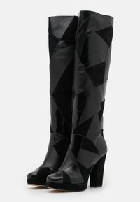 MICHAEL Michael Kors - HANYA BOOT - High heeled boots - black - 2