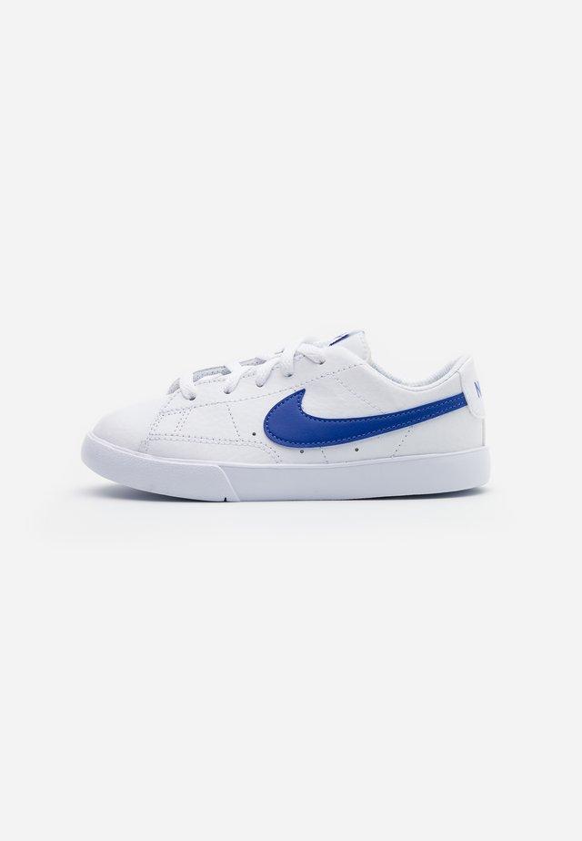 BLAZER - Sneakers basse - white/astronomy blue