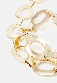 Pieces - PCAPRIL CHAIN WAIST BELT - Cinturón - gold-coloured - 2