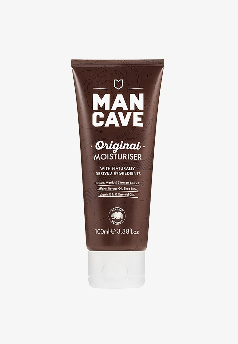 Man Cave - ORIGINAL MOISTURISER 100ML - Face cream - -