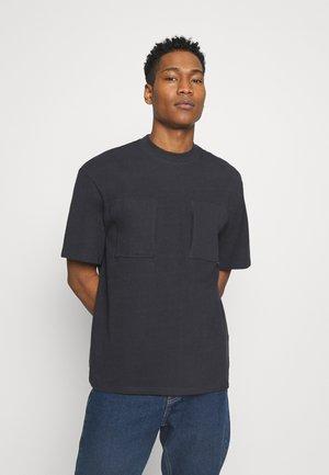 ONSASHER LIFE TEE - Basic T-shirt - dark navy