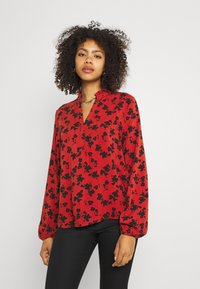 b.young - BYJOSA NECK - Blouse - arabian spice - 3