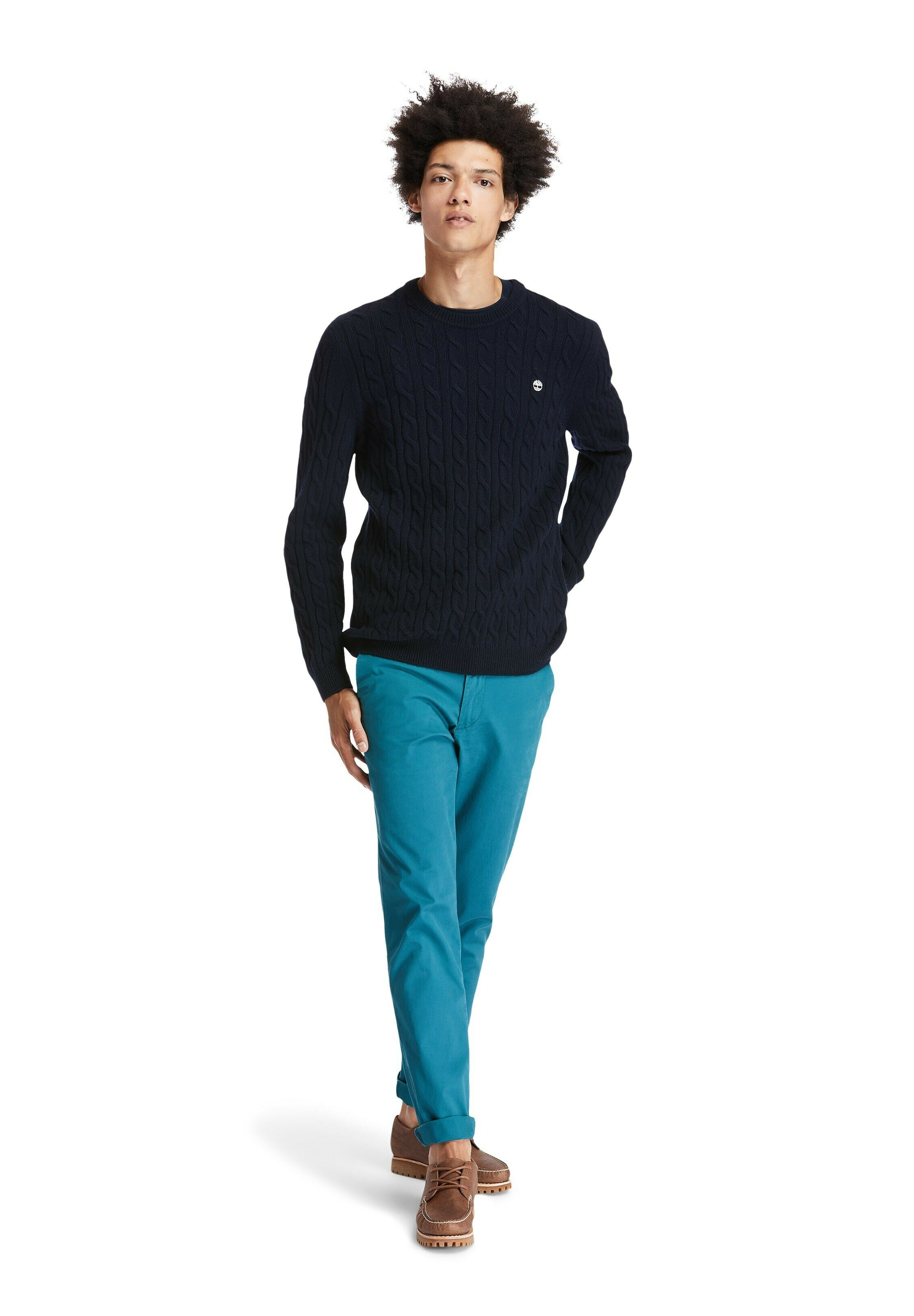 Homme CABLE - Pullover