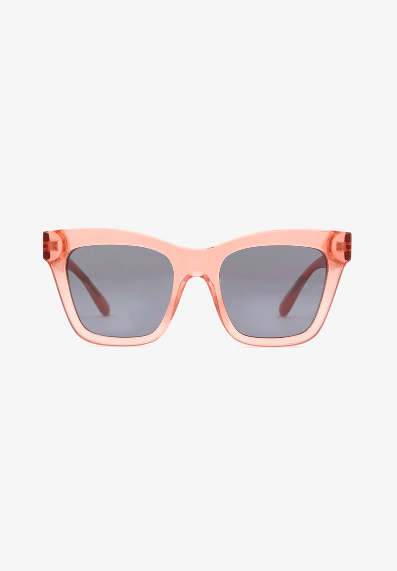 Vans - WM STREET READY SUNGLASSES - Sunglasses - hot coral