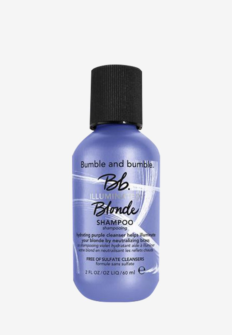 Bumble and bumble - BLONDE SHAMPOO TRAVEL - Schampo - -