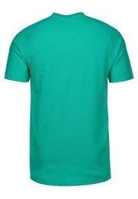 Umbro - Print T-shirt - spectra green - 1